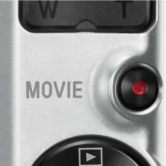 Botón de video