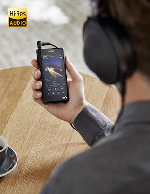 Walkman® con High-Resolution Audio