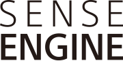 Logotipo de SENSE ENGINE