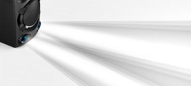 Imagen de Sistema de audio de alta potencia con tecnología BLUETOOTH® V02